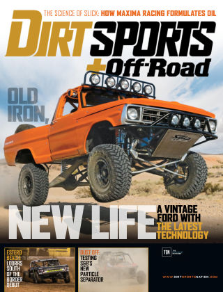 Dirt Sports + Off-Road January 2016