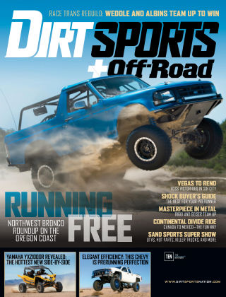Dirt Sports + Off-Road Feb 2016