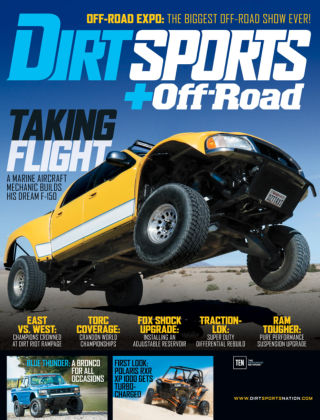 Dirt Sports + Off-Road Mar 2016