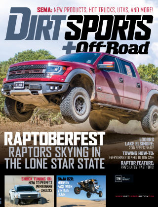 Dirt Sports + Off-Road Apr 2016
