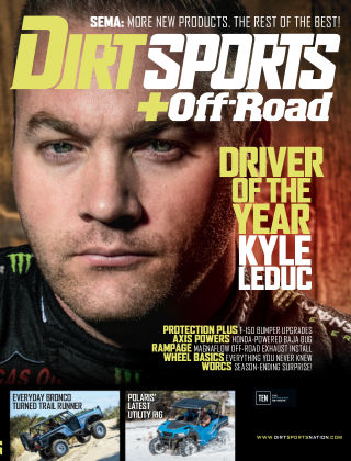 Dirt Sports + Off-Road May 2016