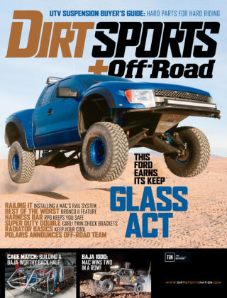 Dirt Sports + Off-Road Jun 2016
