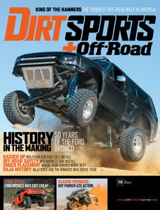Dirt Sports + Off-Road Jul 2016