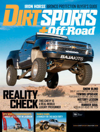 Dirt Sports + Off-Road Aug 2016
