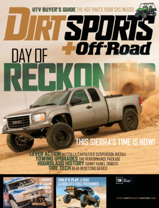 Dirt Sports + Off-Road Sep 2016