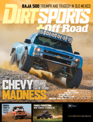Dirt Sports + Off-Road Nov 2016