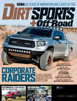 Dirt Sports + Off-Road Mar 2017