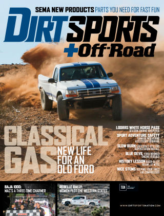 Dirt Sports + Off-Road Apr 2017