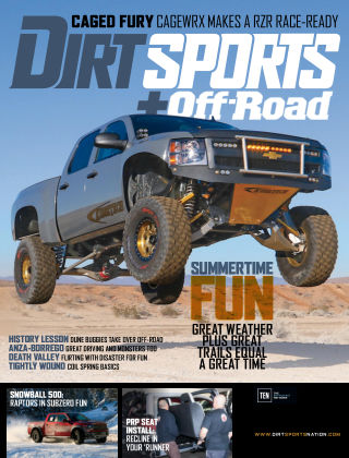 Dirt Sports + Off-Road Jun 2017