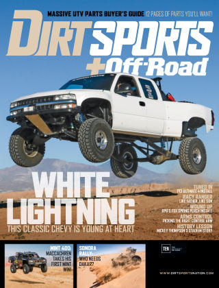 Dirt Sports + Off-Road Aug 2017