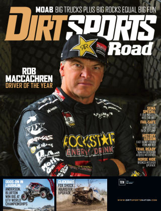 Dirt Sports + Off-Road Sep 2017