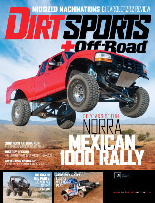 Dirt Sports + Off-Road Oct 2017