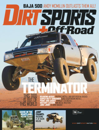 Dirt Sports + Off-Road Nov 2017