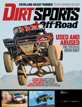 Dirt Sports + Off-Road Dec 2017