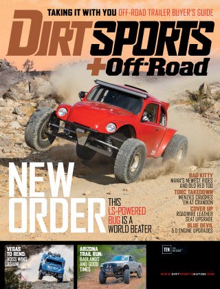 Dirt Sports + Off-Road Jan 2018