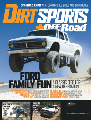 Dirt Sports + Off-Road Mar 2018