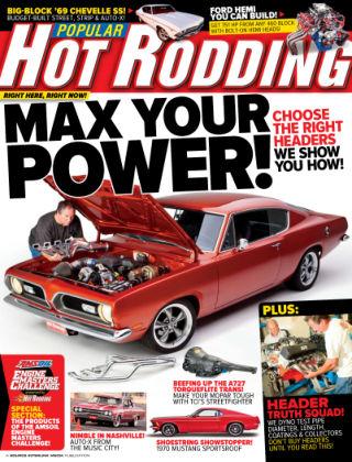 Popular Hot Rodding October 2013