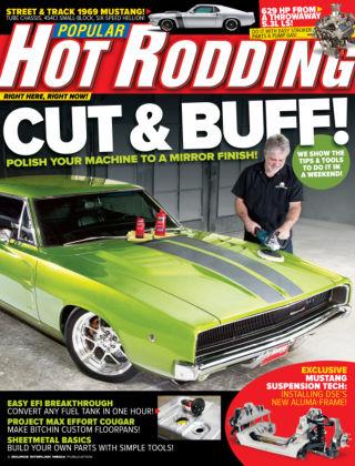 Popular Hot Rodding July 2013