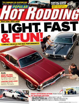 Popular Hot Rodding August 2013