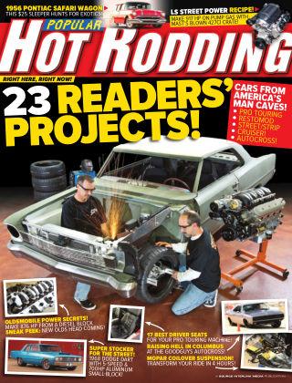 Popular Hot Rodding November 2013