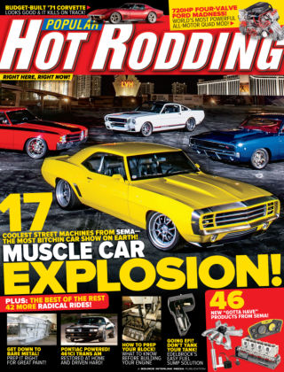 Popular Hot Rodding March 2014