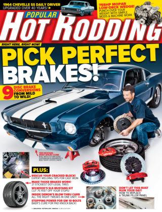 Popular Hot Rodding July 2014