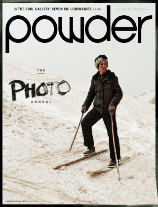 Powder Photo Annual 2014
