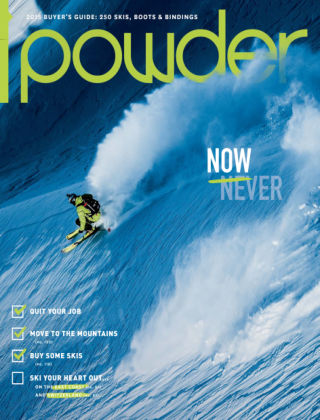 Powder September 2014