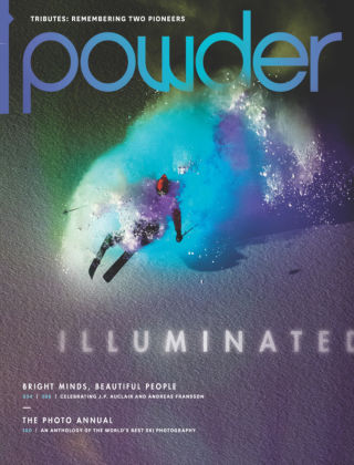 Powder January 2015