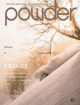 Powder September 2015