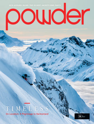 Powder October 2015