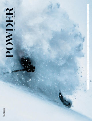 Powder Dec 2018