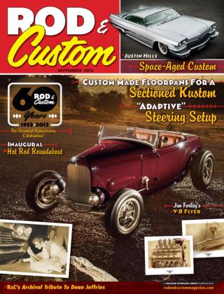 Rod & Custom September 2013