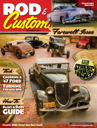 Rod & Custom October 2014