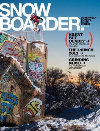 Snowboarder October 2013