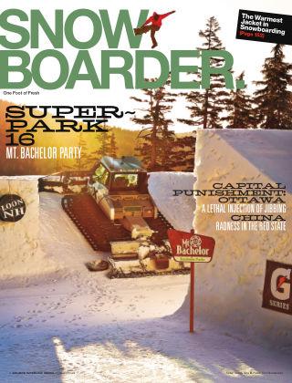Snowboarder January 2013