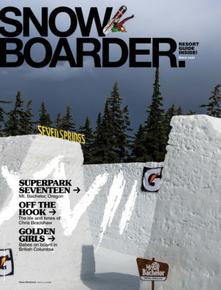Snowboarder January 2014