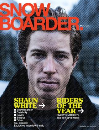 Snowboarder February 2014