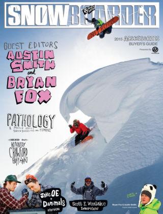 Snowboarder November 2014