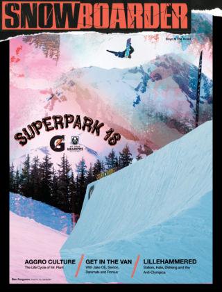 Snowboarder January 2015