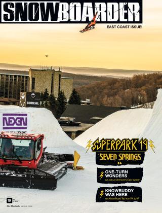 Snowboarder Jan 2016