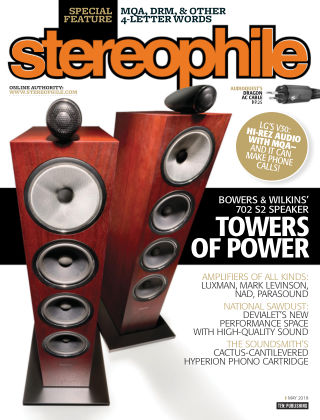 Stereophile May 2018
