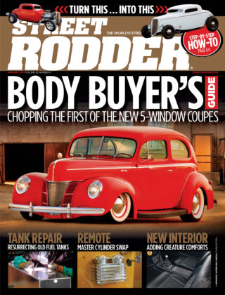 Street Rodder January 2014