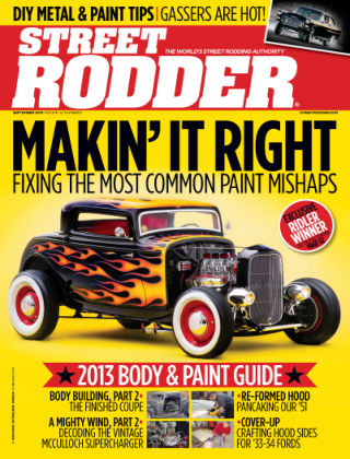 Street Rodder September 2013