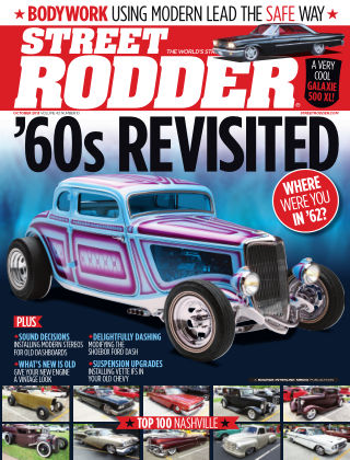 Street Rodder October 2013
