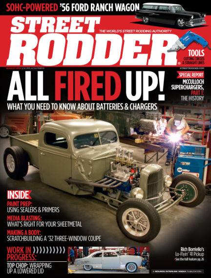 Street Rodder June 04, 2013 00:00