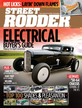 Street Rodder March 2014