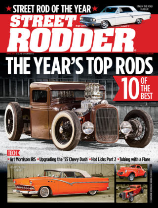 Street Rodder April 2014