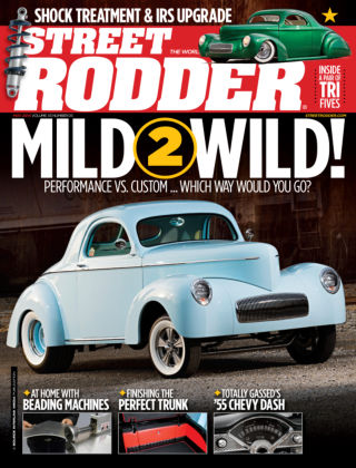 Street Rodder May 2014
