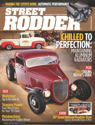 Street Rodder June 2014